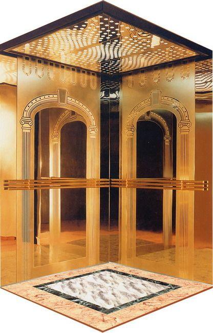 تزیین آسانسور