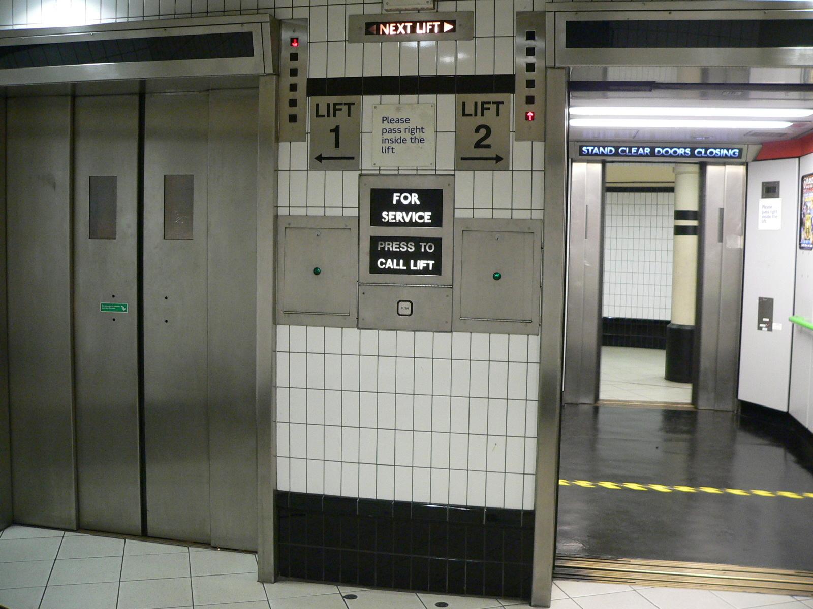 تعمیر، سرویس، نگهداری آسانسور